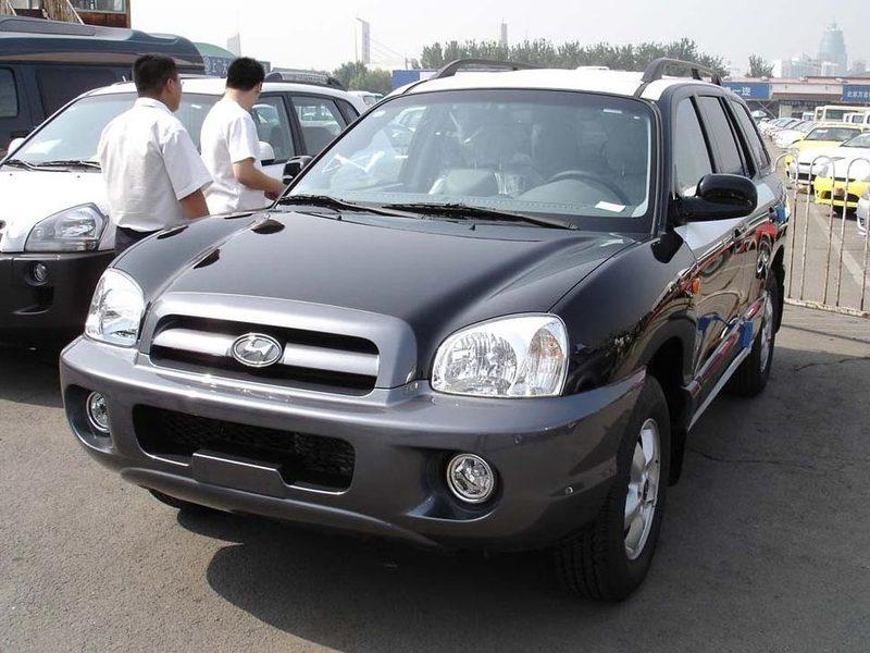 Hawtai Huatai Santa Fe and Terracan  China Car Forums