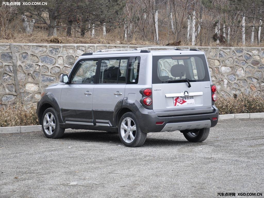 【长城汽车图片下载】长城汽车 2010款 哈弗m2 1.5 型