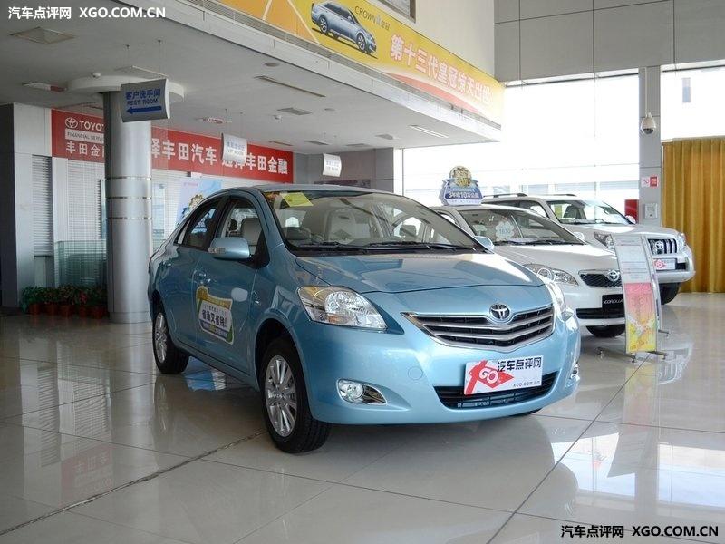 【丰田汽车图片下载】一汽丰田 2010款 威驰 1.6 gl-i