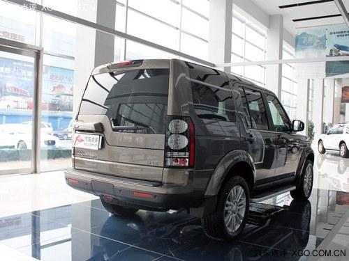 路虎汽车销售服务有限公司店内第四代发现促销,现车充足、颜高清图片