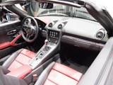 2016款 保时捷718  Boxster 2.0T