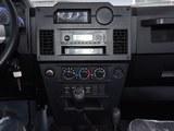 2016缓 战旗皮卡 2.2L汽油双排豪华型4G22B