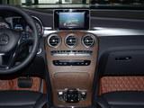 2017款 奔驰GLC GLC 260 4MATIC 豪华型