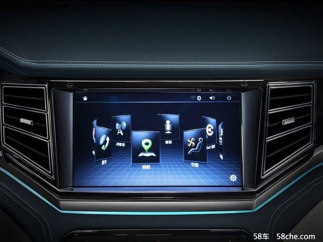 众泰大迈X7正式上市 售XX.XX-XX.XX万元