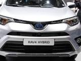 2016款 丰田RAV4 Hybrid