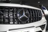 2018款 奔驰GLC AMG AMG GLC 63 4MATIC+ 轿跑SUV