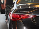 2021款 奔驰S级  S 400 L 商务型
